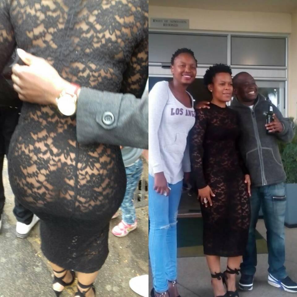 Zodwa Wabantu Didnt Disappoint In Zimbabwe See Thru Dress No-Panties Punani Everywhere - Page 2 Of 2 - Ekasi News Online-3536